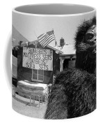 Film Homage Barbara Payton Bride Of The Gorilla 1951 Gorilla Mascot July 4th Mattress Sale 1991 Coffee Mug