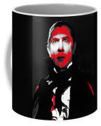 Film Homage Bela Lugosi Mark Of The Vampire 1935-2013 Coffee Mug