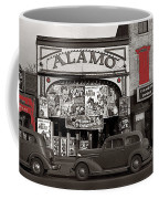 Film Homage Bela Lugosi Shadow Of Chinatown 1936 John Vachon Fsa Alamo Theater Washington D.c. 2010 Coffee Mug