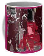 Film Homage Cameraman Billy Bitzer Director D.w. Griffith Collage Circa 1912-2012 Coffee Mug