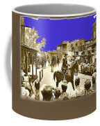 Film Homage Cameron Mitchell The High Chaparral Main Street Old Tucson Az Publicity Photo Coffee Mug