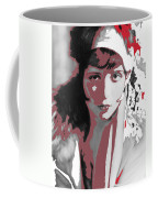 Film Homage Collage Eugene Robert Richee Photo Clara Bow Circa 1928-2013 Coffee Mug