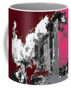 Film Homage D.w. Griffith Intolerance 1916 Fall Of Babylon 1916-2012  Coffee Mug by David Lee Guss