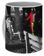 Film Homage Elmer Gantry 2 1960 Street Preacher Armory Park Tucson Arizona Coffee Mug