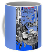 Film Homage Esther Williams Skirts Ahoy 1952 St. Patrick's Day Party Tucson Arizona 1985-2012 Coffee Mug