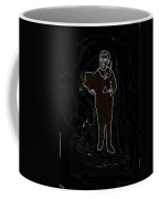 Film Homage Fred Astaire Top Hat 1935 Child In Top Hat Cane Circa 1886 Tucson Arizona 1886-2008 Coffee Mug