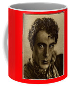 Film Homage Gary Cooper 1929-2009  Collage Color Added Coffee Mug