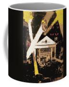 Film Homage Gone With The Wind Premiere Collage Loew's Grand Atlanta Georgia 1939-2008 Coffee Mug