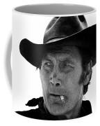 Film Homage Jack Palance Monte Walsh Set Old Tucson Arizona 1969 Coffee Mug