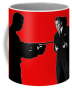 Film Homage James Cagney Angels With Dirty Faces 1939-2014 Coffee Mug
