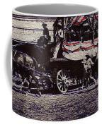 Film Homage James Cagney Yankee Doodle Dandy 1942  East Congress  Tucson Arizona C. 1890-2008       Coffee Mug