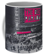 Film Homage John Gilbert King Vidor The Big Parade 1925 Color Added 2010 Coffee Mug