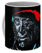 Film Homage  Kirk Douglas  Lust For Life  1956  Old Tucson Arizona 1971-2010 Coffee Mug