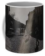 Film Homage Kirk Douglas Posse 1975 Kansas Street Old Tucson Arizona Coffee Mug