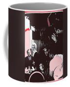 Film Homage Leslie Howard Bette Davis Of Human Bondage 1934 Publicity Photo 2008 Color Added Coffee Mug