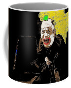 Film Homage Lon Chaney He Who Gets Slapped 1924 Color Added 2008 Coffee Mug