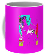 Film Homage Lon Chaney The Phantom Of The Opera 1925 Color Added 2008 Coffee Mug