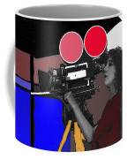 Film Homage Mary Pickford Little Annie Rooney 1923 Color Added 2010 Coffee Mug