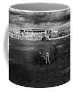 Film Homage Nicholas Ray The Lusty Men 1952 Rko Tucson Rodeo 1983-2008 Coffee Mug