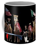 Film Homage Ride Vaquero 1953  2 Hispanic Riders  Rodeo Parade Tucson  Az 2002-2008 Coffee Mug