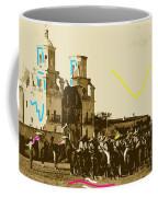Film Homage Rouben Mamoulian  Ida Lupino  The Gay Desperado 1 1936 San Xavier Tucson Coffee Mug