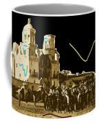 Film Homage Rouben Mamoulian  Ida Lupino  The Gay Desperado 2 1936 San Xavier Tucson Coffee Mug