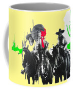Film Homage The Gay Desperado 1936 Chris-pin Martin  Nino Martini Saguaro  Nat'l Monument Tucson Coffee Mug