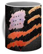 Film Homage The Manchurian Candidate 1962 Flag Car Window Sacaton Arizona 2005 Coffee Mug