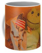 Film Homage The Muppet Movie 1979 Number 1 Froggie Colored Pencil American Flag Casa Grande Az 2004 Coffee Mug
