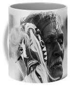 Film Homage The Yaqui 1916 Pascola Dancer New Pascua Arizona 1969-2008   Coffee Mug