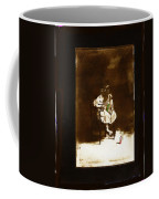 Film Homage Tod Browning Freaks 1932 Child With Doll The Devil Doll 1936 1890's-2008 Coffee Mug
