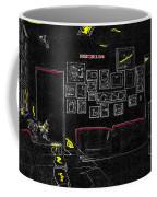 Film Homage Tora Tora Tora 1970 Uss Arizona Memorial U Of A 1985-2008 Coffee Mug