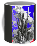 Film Homage Victor Fleming Jean Harlow Bombshell 1933 Saguaro Nat'l Monument Tucson 2008 Coffee Mug