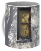 Film Noir  Bobby Driscoll The Window 1949 2 Front Window Eloy Arizona 2004 Coffee Mug