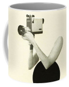 Film Noir Coffee Mug