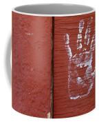 Film Noir Cyril Endfield Lloyd Bridges Try And Get Me 1950 Wall Picacho Arizona 2004 Coffee Mug