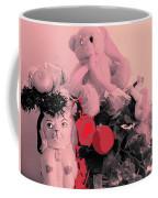 Film Noir Deanna Durbin Christmas Holiday 1944 Xmas Decorations Casa Grande Arizona 2005  Coffee Mug