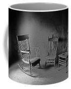 Film Noir Dick Powell Edward Dmytryk Cornered 1945 3 Antlers Hotel Victor Colorado 1971 Toned 2012 Coffee Mug