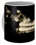 Film Noir Fritz Lang Glenn Ford  The Big Heat 1953 Out Of Control Fire Aberdeen South Dakota 1964 Coffee Mug