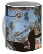 Film Noir Jim Thompson The Grifters 1990 Palm Trees Shattered Glass Casa Grande Arizona 2004 Coffee Mug