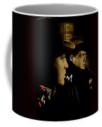 Film Noir Peter Lorre Fritz Lang M 1931 3 Publicity Still  Toned Color Added 2008 Coffee Mug