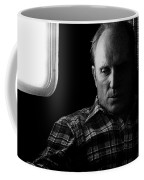 Film Noir Robert Duvall The Outfit 1973 Pursuit Of D.b. Cooper Set Trailer Tucson Arizona 1980-2008 Coffee Mug