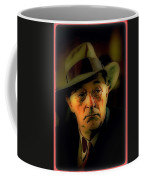 Film Noir Robert Mitchum Philip Marlowe Farewell My Lovely 1975 Publicity Photo Color Added 2013 Coffee Mug