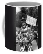 Film Noir Robert Siodmak  George Sanders Strange Affair Of Uncle Harry Clown Tucson Arizona Coffee Mug