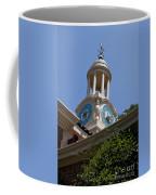 Filoli Garden Clock Tower Coffee Mug