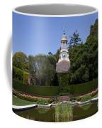 Filoli Garden With Pond Coffee Mug