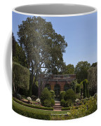 Filoli Sunken Garden Coffee Mug