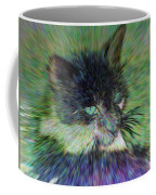 Filtered Cat Coffee Mug