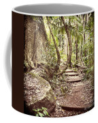 Filtered Forest Coffee Mug