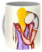 Final Embrace Coffee Mug by Patrick J Murphy